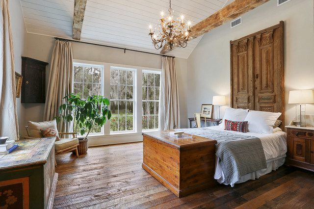 17 relaxing southwestern bedroom designs that will ensure for Peaceful master bedroom designs