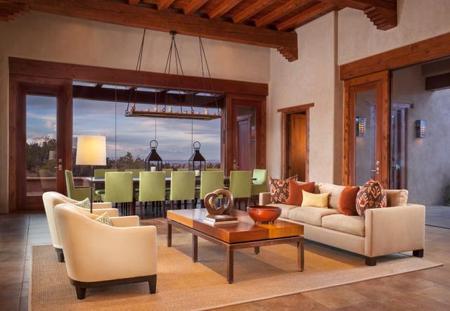 Stirring Southwestern Living Room Interiors Made To Inspire