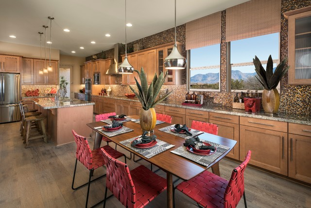 Remarkable 17 Warm Southwestern Style Kitchen Interiors Youre Going To Home Interior And Landscaping Ologienasavecom