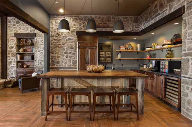 17 warm southwestern style kitchen interiors you 39 re going to adore Kitchen design for village