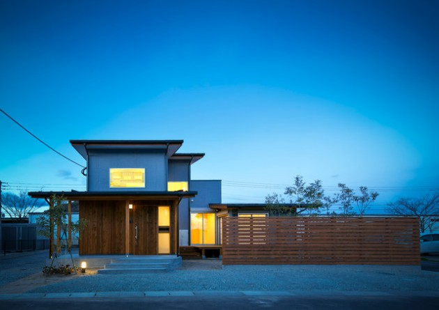 18 Marvelous Asian Home Exterior Designs Youll Fall In Love With