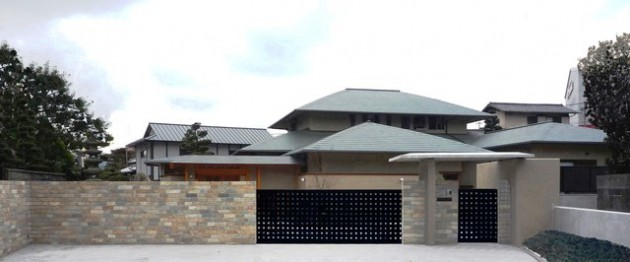 18 Marvelous Asian Home Exterior Designs You'll Fall In Love With