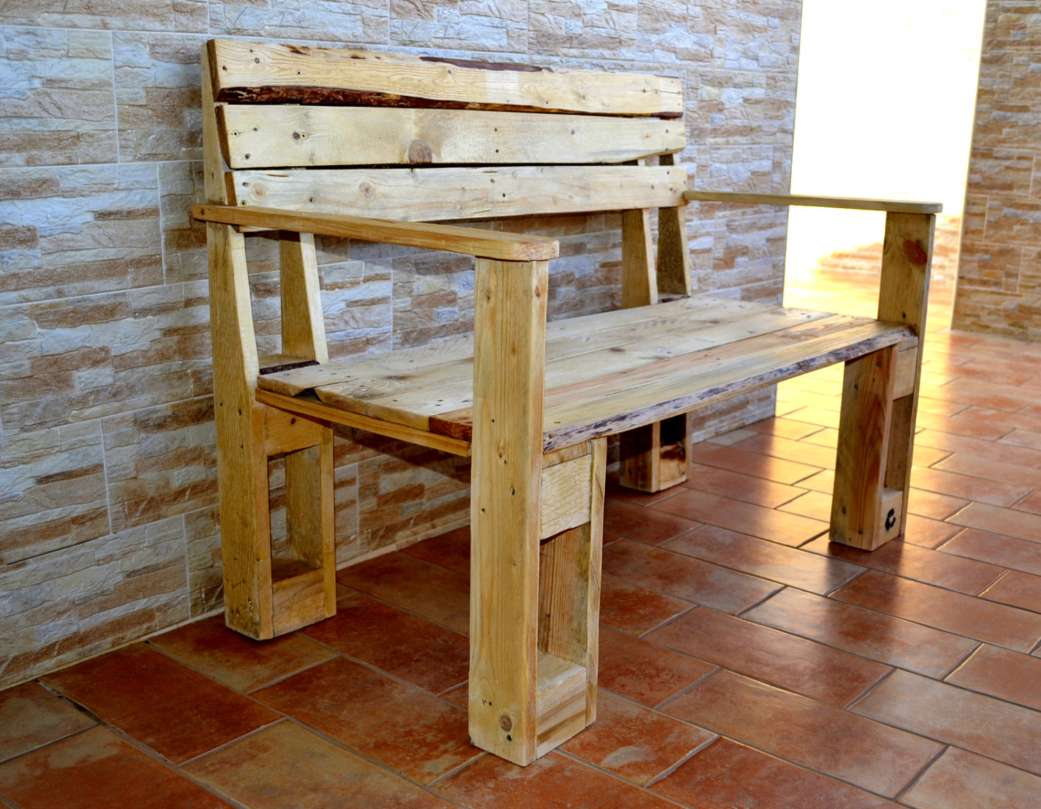 old pallet furniture. 18 Remarkable Furniture Designs Made From Recycled Pallet Wood Old
