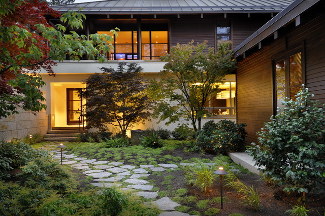 oriental ideas of modern landscape design | 18 Restful Asian Inspired Landscape Designs That Will ...