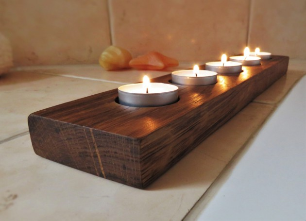 18 Slick Handmade Reclaimed Wood DIY Projects That You'll Do Right Away