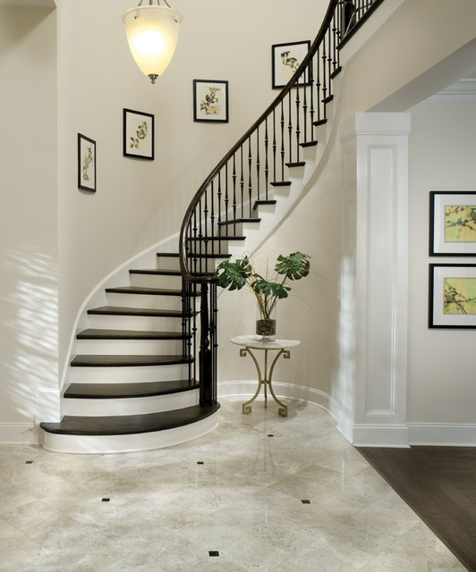 Modern Architecture Home Design: 15 Engaging Ideas For Designing Curved Staircase In Your Home