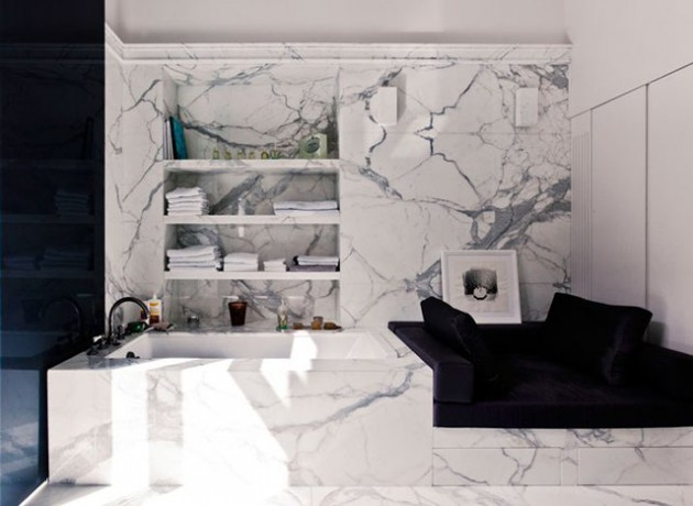 19 Glamorous Marble Interior Designs That Will Delight You