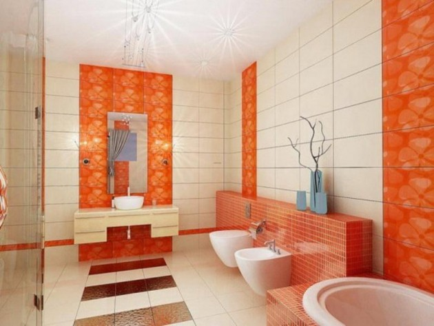 17 Lively Colorful Bathrooms For Everyone With Adventurous Spirit