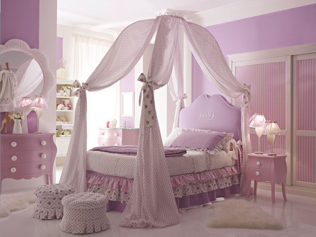- 19 Fabulous Canopy Bed Designs For Your Little Princess