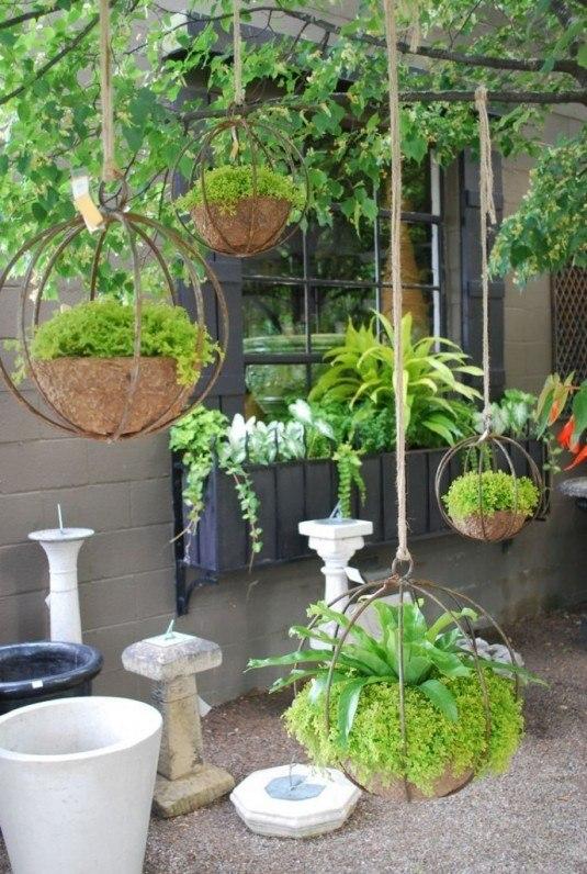 21 Most Attractive DIY Hanging Garden Ideas To Break The ...