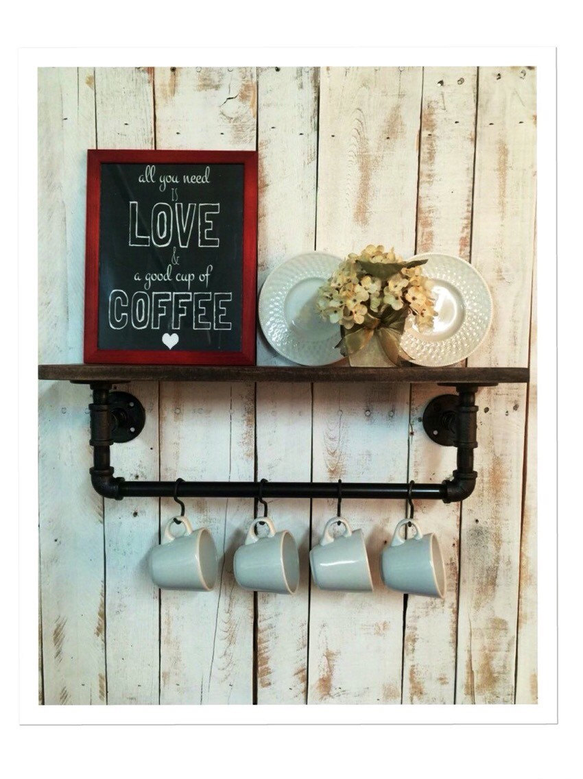 20 Savvy Handmade Industrial Decor Ideas You Can DIY For Your Home