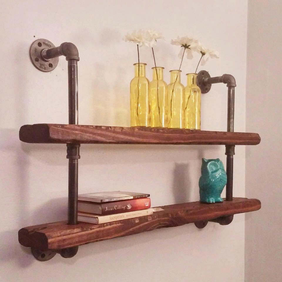 Home Design Ideas Handmade: 20 Savvy Handmade Industrial Decor Ideas You Can DIY For