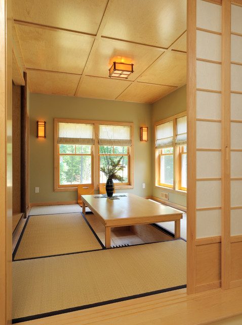 20 Serene Asian Dining Room Designs That Will Charm You