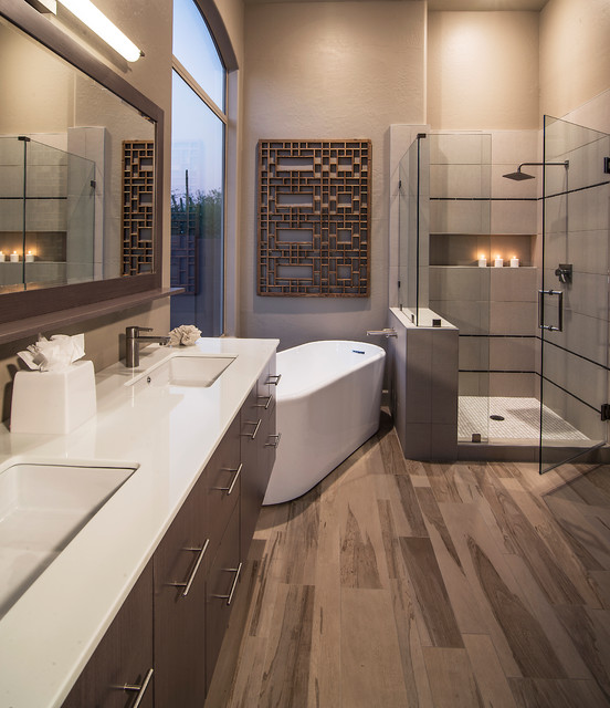 16 Magnificent Shower Designs That Abound With Elegance