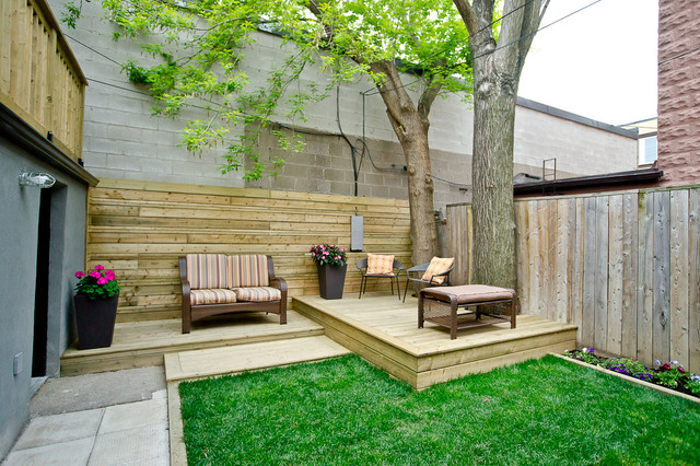 - 16 Functional Ideas To Design Pretty Deck In A Small Yard