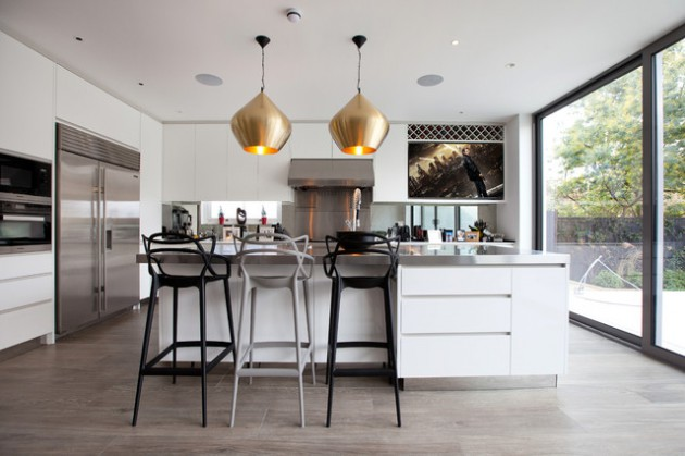18 Splendid L-Shaped Kitchen Designs That Will Amaze You