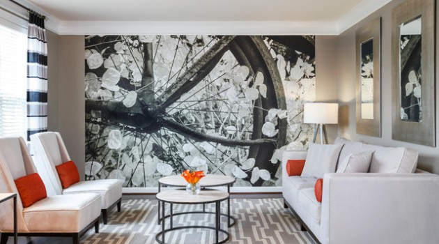 16 Attractive Accent Wall Designs To Refresh Every Home Decor