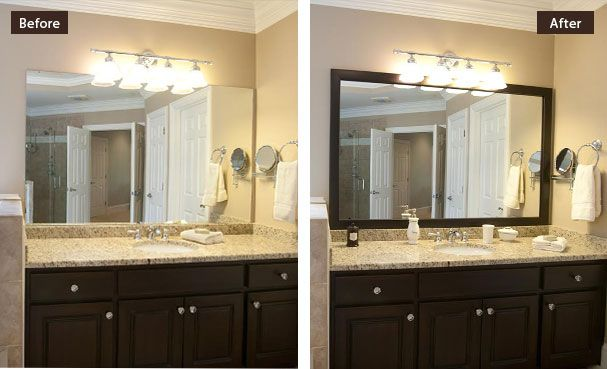 Top 12 Of The Most Inspirational Ideas For Cheap Makeover Of Your Old Mirror