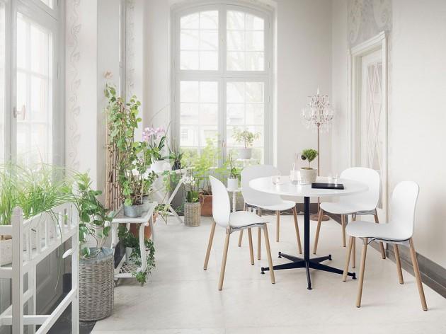 15 Beautiful Scandinavian Sunroom Designs That Will Amaze You