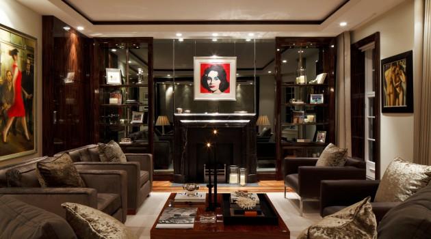 Mayfair, London Apartment