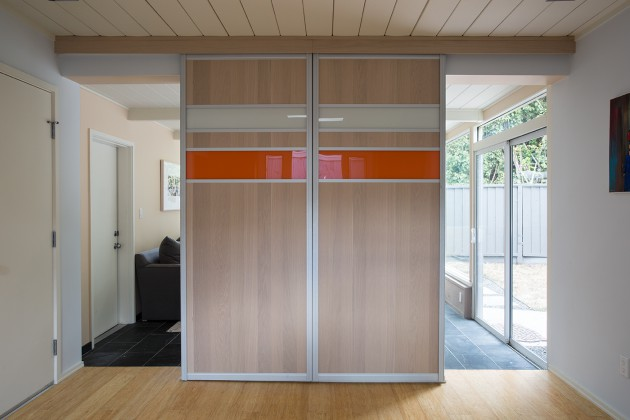 Eichler Indoor Outdoor Home by Klopf Architecture, Silicon Valley