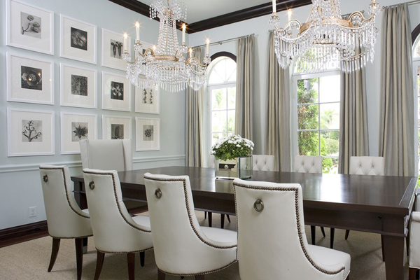17 Magnificent Crystal Chandelier Designs To Adorn Your Dining Room