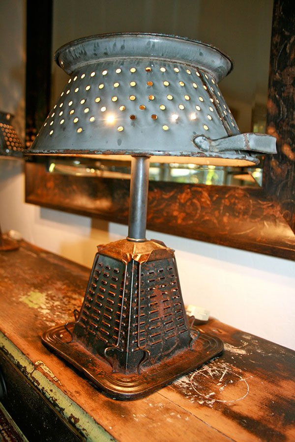 Top 20 Most Ingenious Ideas To Make Recycled Lamps From Old Items