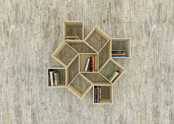 19 Most Easiest DIY Ideas To Make Stunning Bookshelf To Adorn Your Home