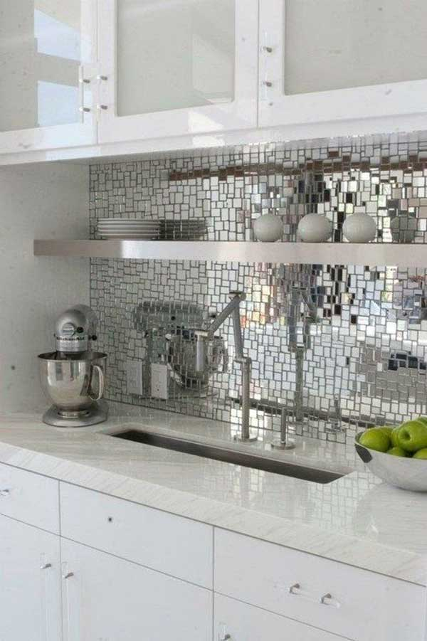 16 inexpensive easy diy backsplash ideas to beautify