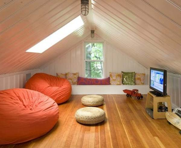 Attic Design Ideas attic bedroom designs 17 Super Smart Ideas For Decorating Your Attic Properly