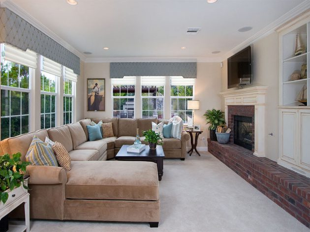 18 Adorable Family Room Ideas That You Would Love To Have
