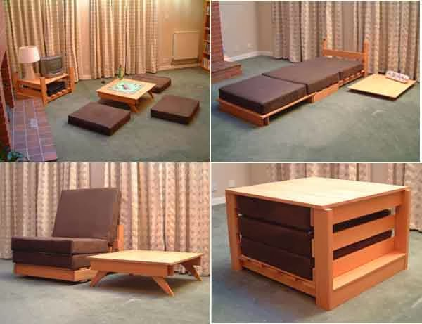 17 Really Inspiring Space Saving Furniture Designs That Everyone Should See