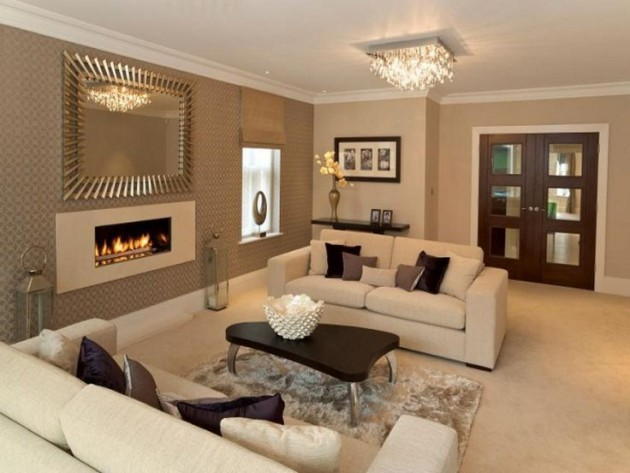 18 Delightful Brown Living Room Designs That Will Attract Your Attention For Sure