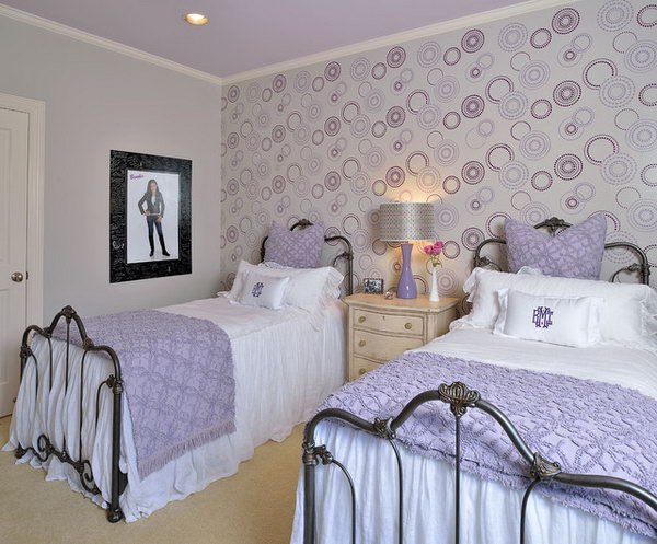 20 Fascinating Childs Rooms With Identical Beds Designs For Twins