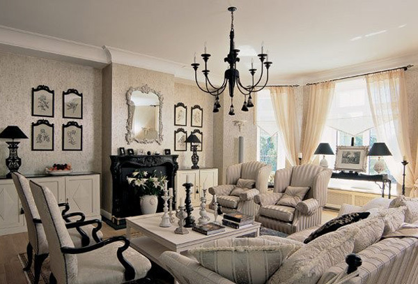 french living rooms 16 captivating style living room designs that will 10851