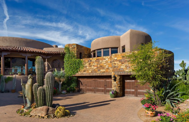 15 Captivating Southwestern Home Exterior Designs You'll Fall For