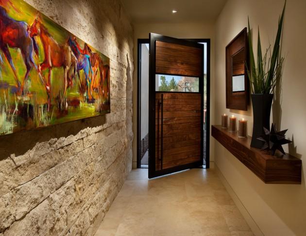 15 Seductive Southwestern Entrance Designs That Will Drag You Inside