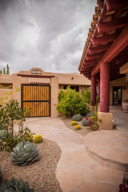 16 Amazing Southwestern Landscape Designs That Will Increase Your Outdoor Appeal