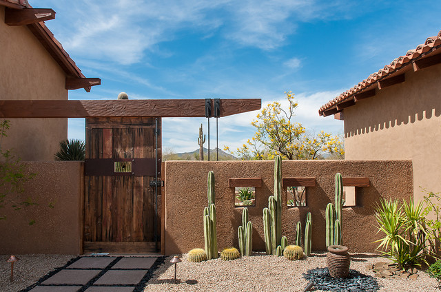16 Amazing Southwestern Landscape Designs That Will
