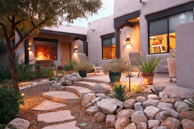 amazing southwestern landscape designs that will increase your outdoor appeal jpg 640x426