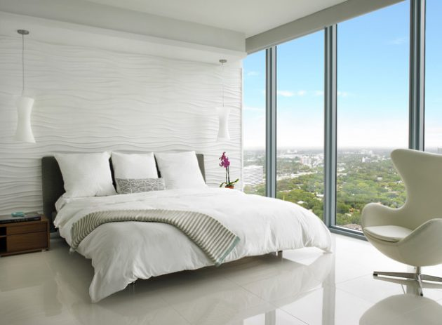 16 Attracting Contemporary Bedroom Designs You Wouldn't Want To Leave