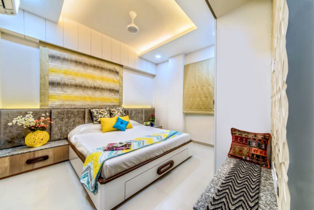 16 Attracting Contemporary Bedroom Designs You Wouldnt Want To Leave