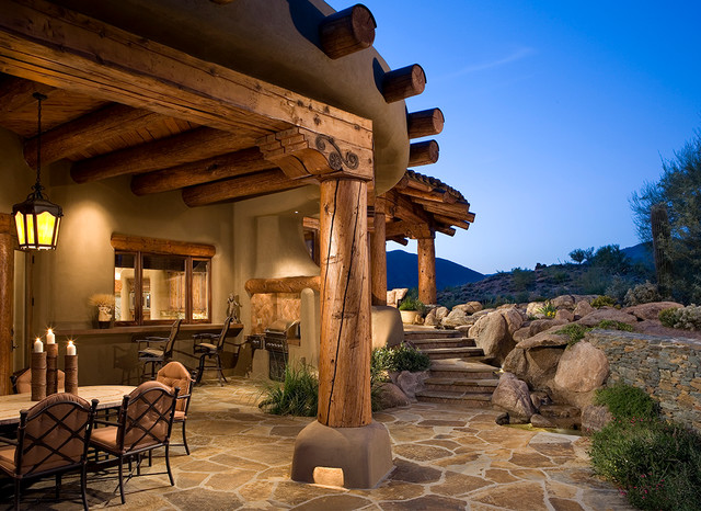 16 Cozy Southwestern Patio Designs For Outdoor Comfort on Best Backyard Patio Designs id=91707