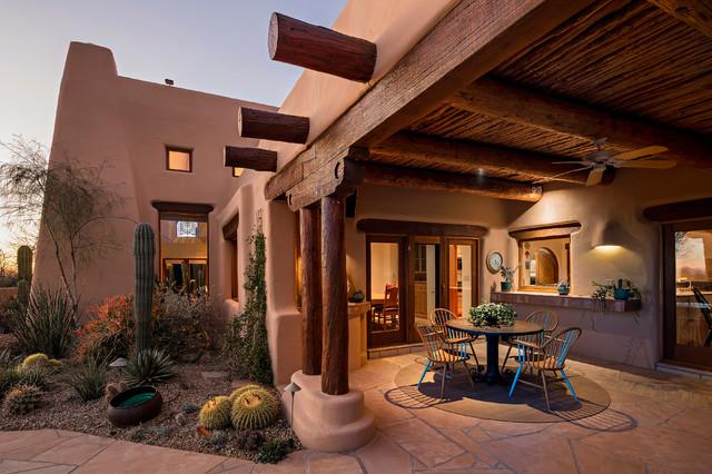 16 Cozy Southwestern Patio Designs For Outdoor Comfort on Patio Designs  id=19468
