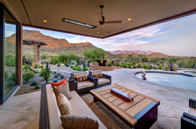 16 Cozy Southwestern Patio Designs For Outdoor Comfort on Cozy Patio Ideas id=67450