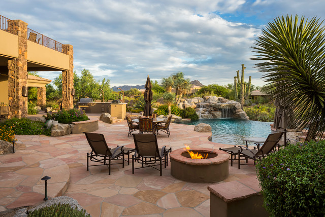 16 Cozy Southwestern Patio Designs For Outdoor Comfort on Backyard Patio Design  id=98626