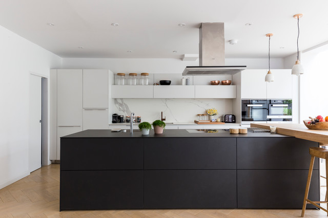 16 Irresistible Contemporary Kitchen Designs You 39 Ll Want To Cook In