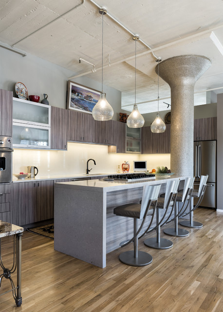 16 Irresistible Contemporary Kitchen Designs Youll Want To Cook In