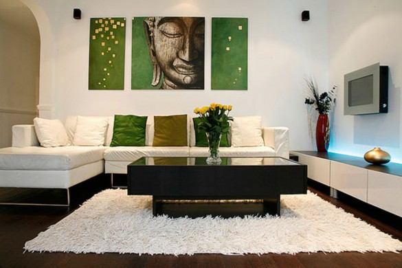 18 Brilliant Ideas For Carpet In The Living Room