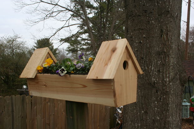 19 Gorgeous DIY Birdhouse Designs That You Can Do Almost Free